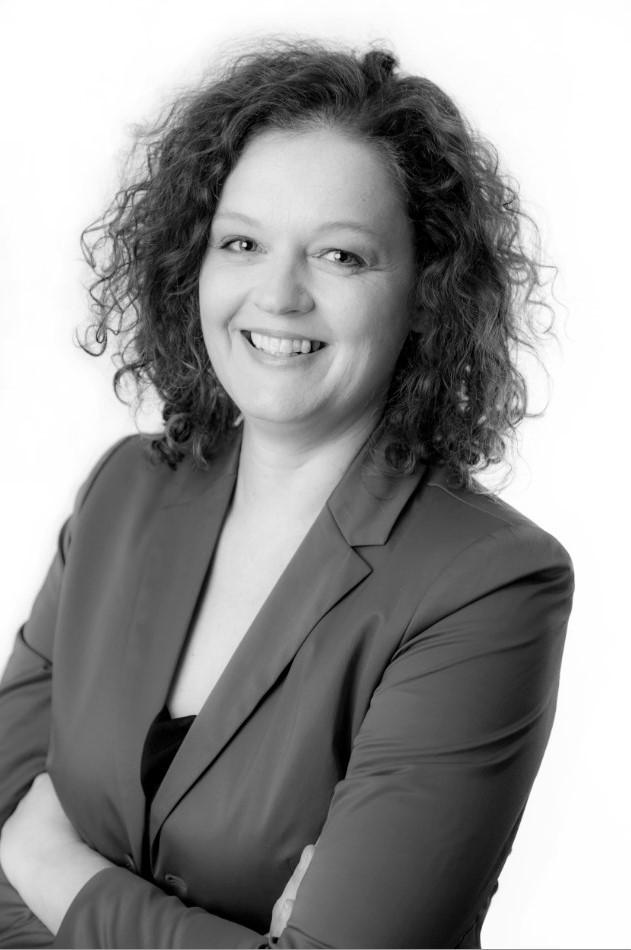 Claudia Aigner schwarz-weiß